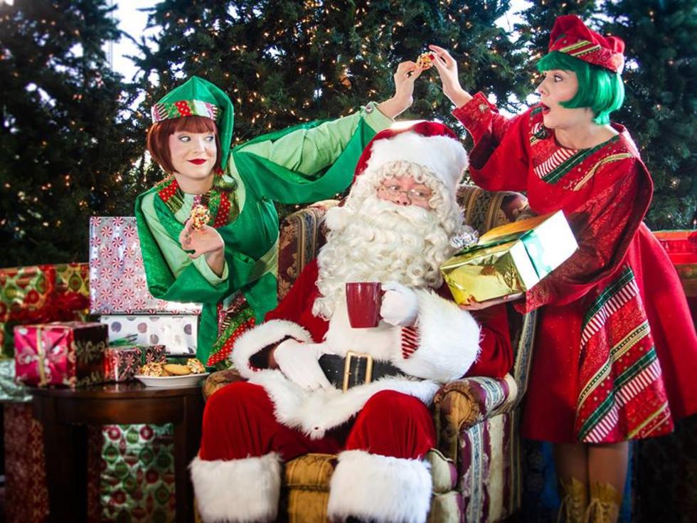 Casa Manana presents Twas the Night Before Christmas