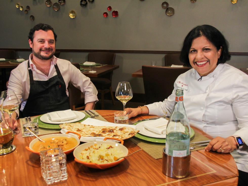 Houston Cookbook David Cordua Kiran Verma