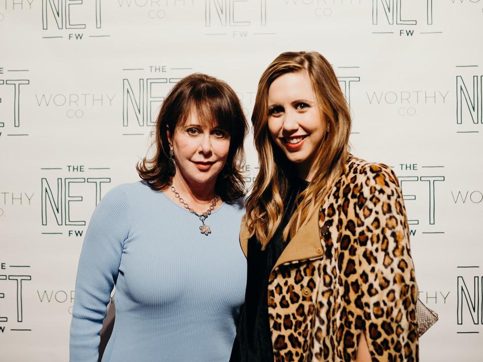Sara Scheideman and Hannah Witten