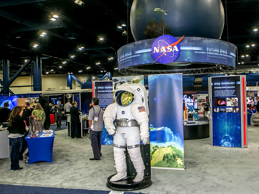 SpaceCom convention center
