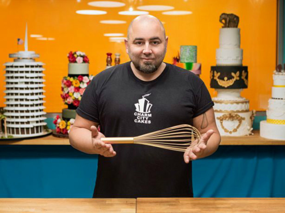 Duff Goldman Food Network
