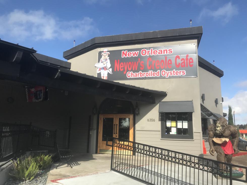 Neyow's Creole Cafe exterior