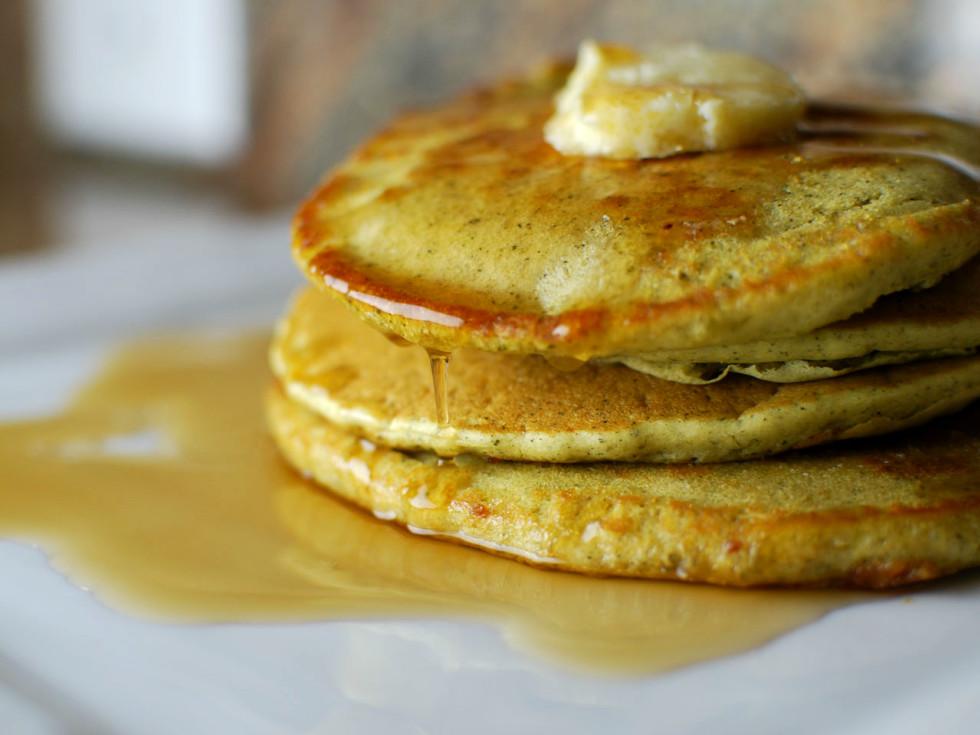 Fountain View Cafe pancakes