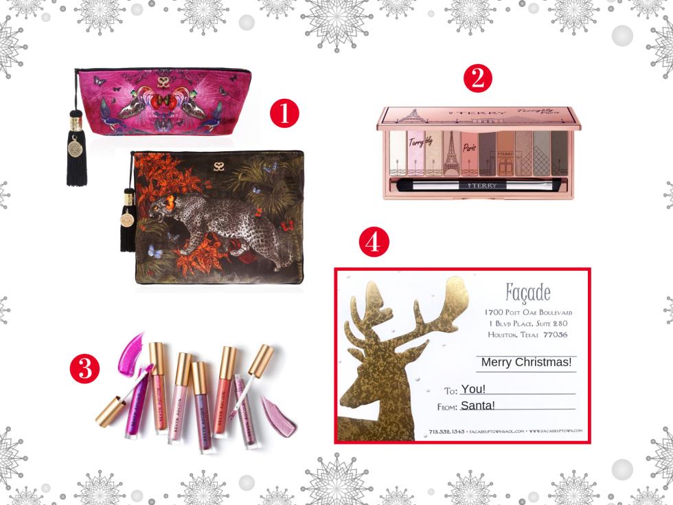 Facade gift guide items
