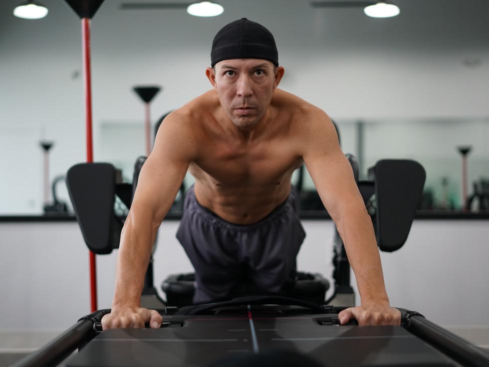 Fyre Fitness studio Houston