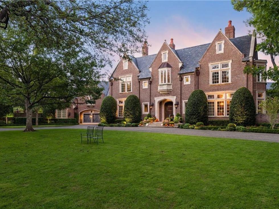 5131 Deloache Avenue, Dallas mansion for sale