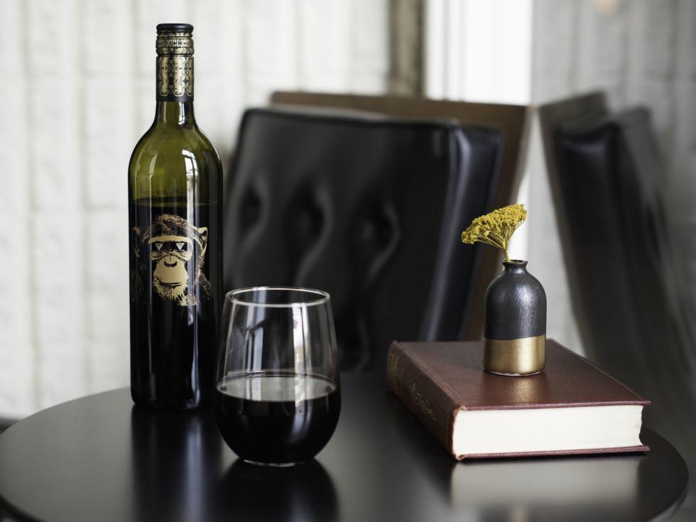 Infinite Monkey Theorem wine