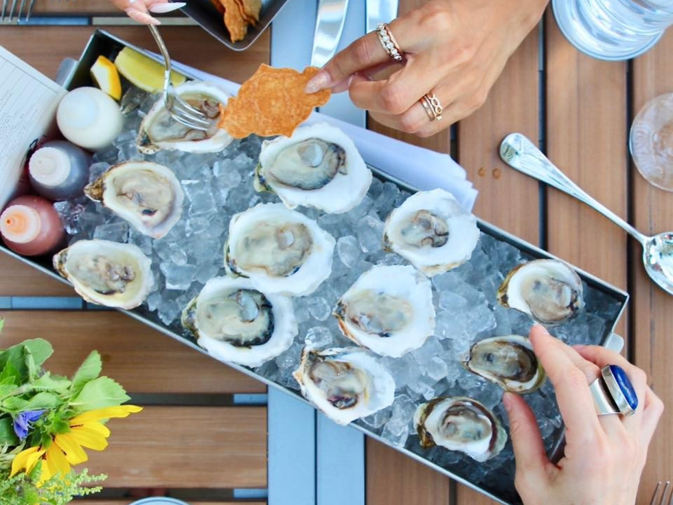 Guild Austin oysters