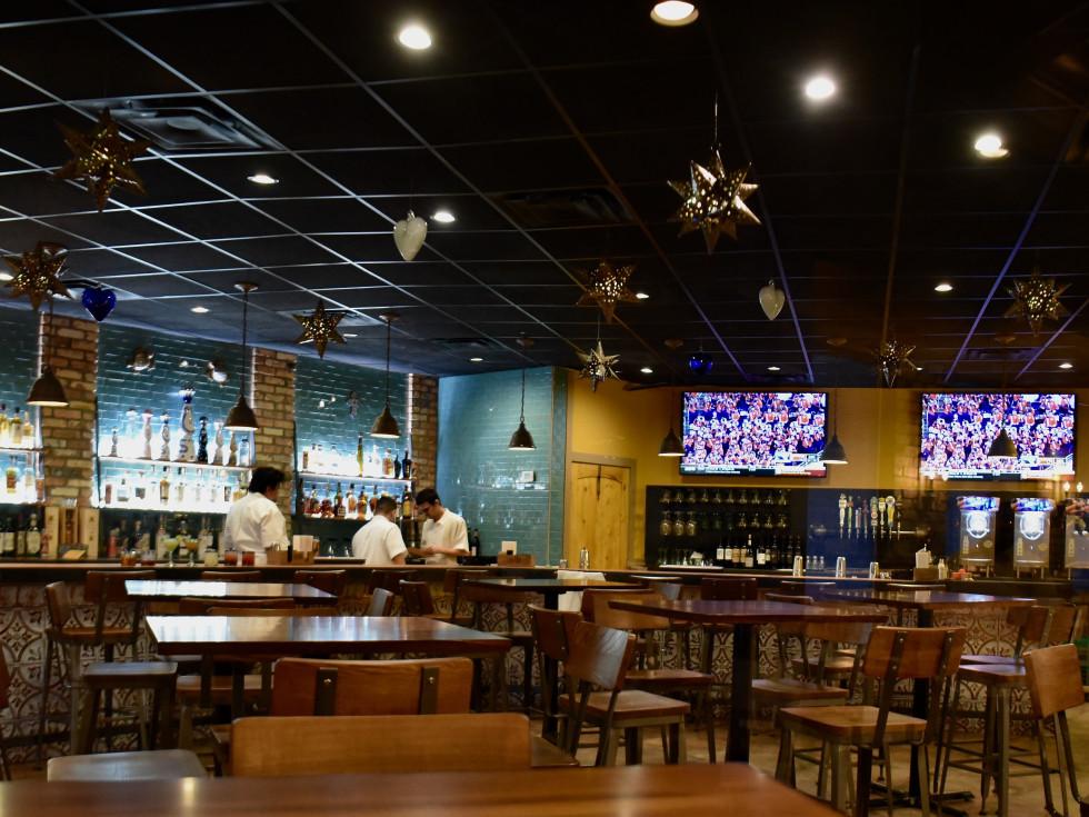Killen's TMX bar interior