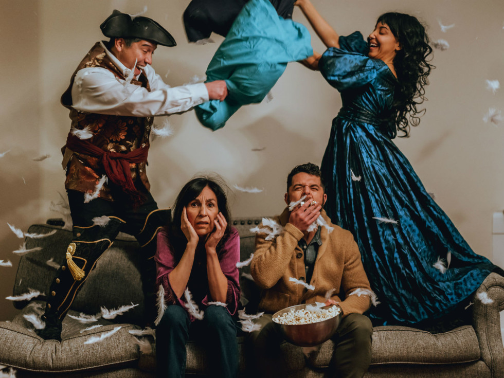WaterTower Theatre presents Guadalupe in the Guest Room