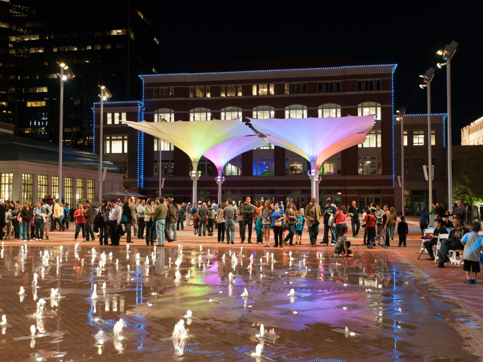 Sundance Square Fort Worth