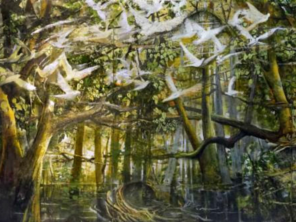 Meditations, Migrations and Muses Sharon Kopriva