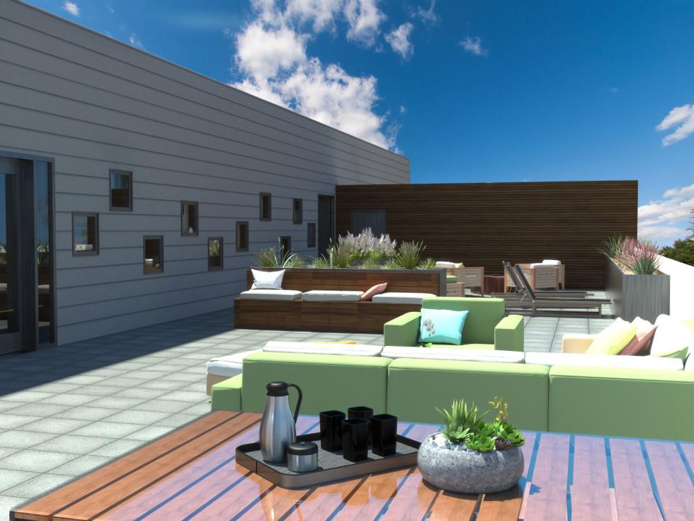 EastGate condominiums in Austin