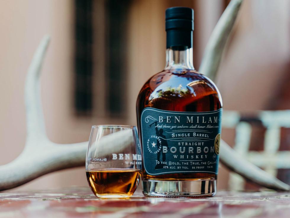 Ben Milam Bourbon Event
