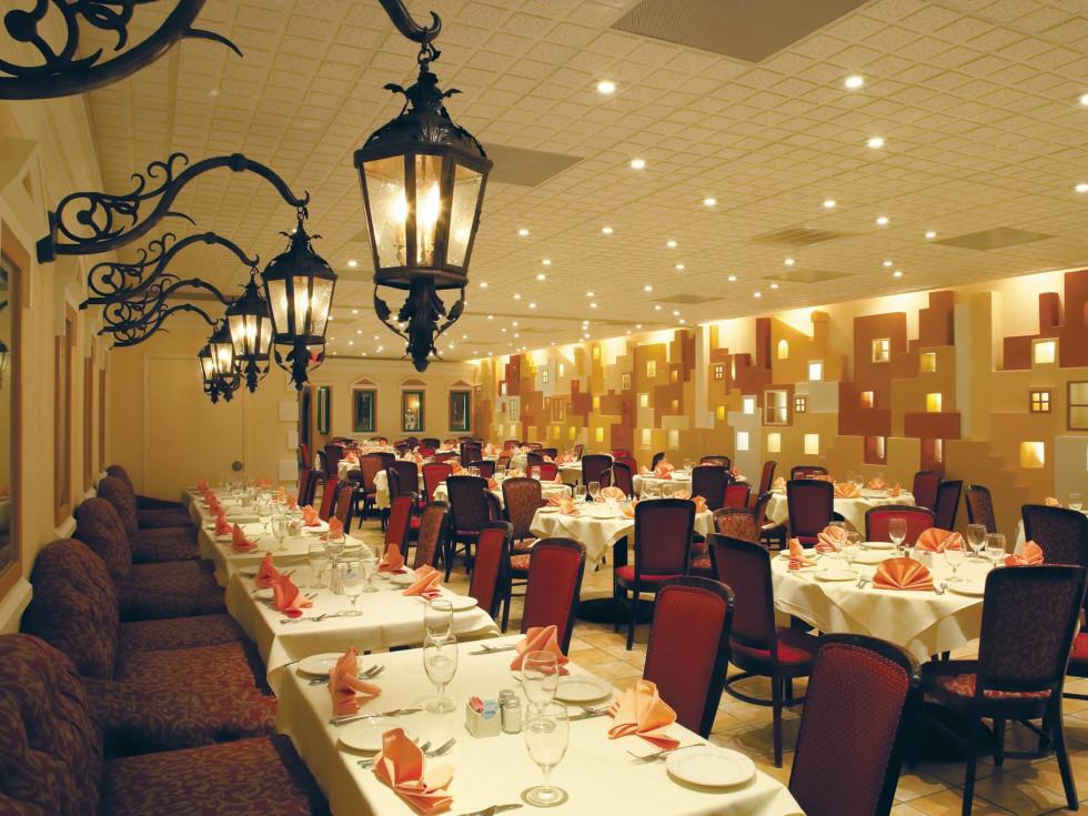 Carmelo's Cucina Italiana interior