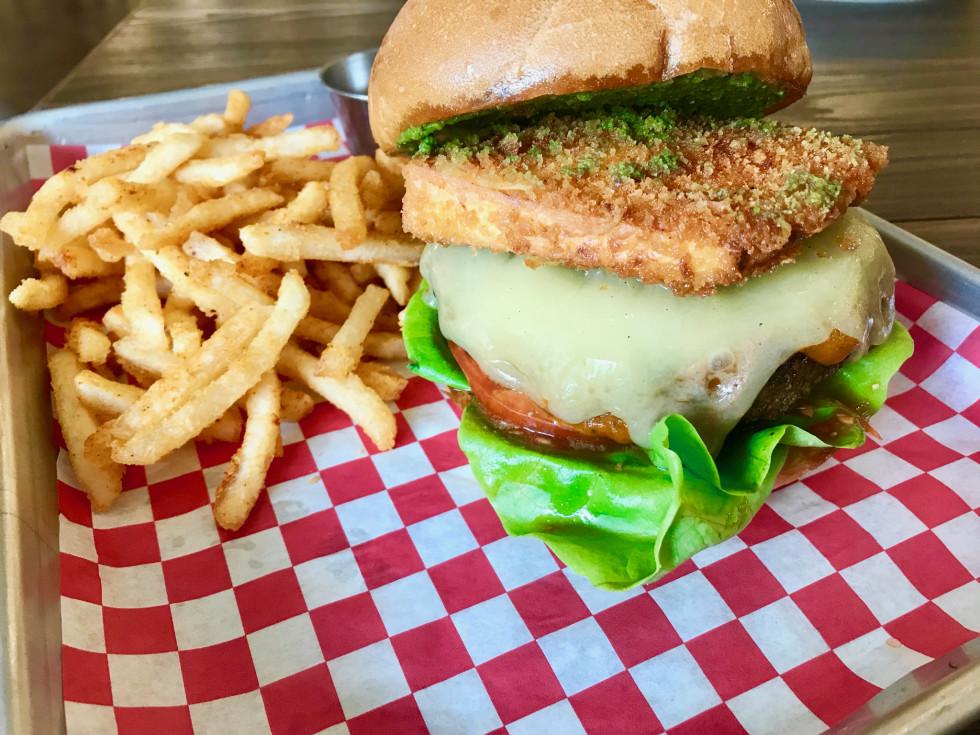 lamb burger 2840 at Dukessa Ross Coleman