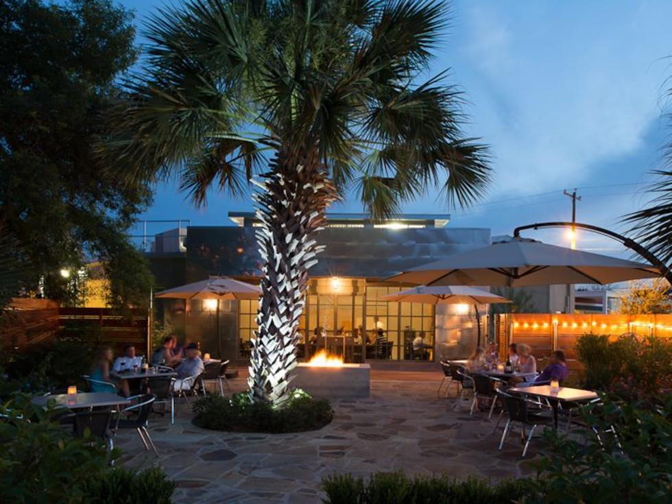 Bliss San Antonio patio