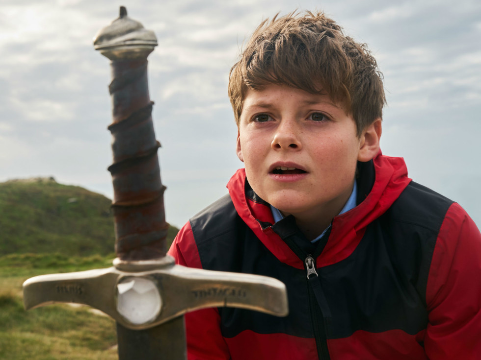Louis Ashbourne Serkis in The Kid Who Would Be King
