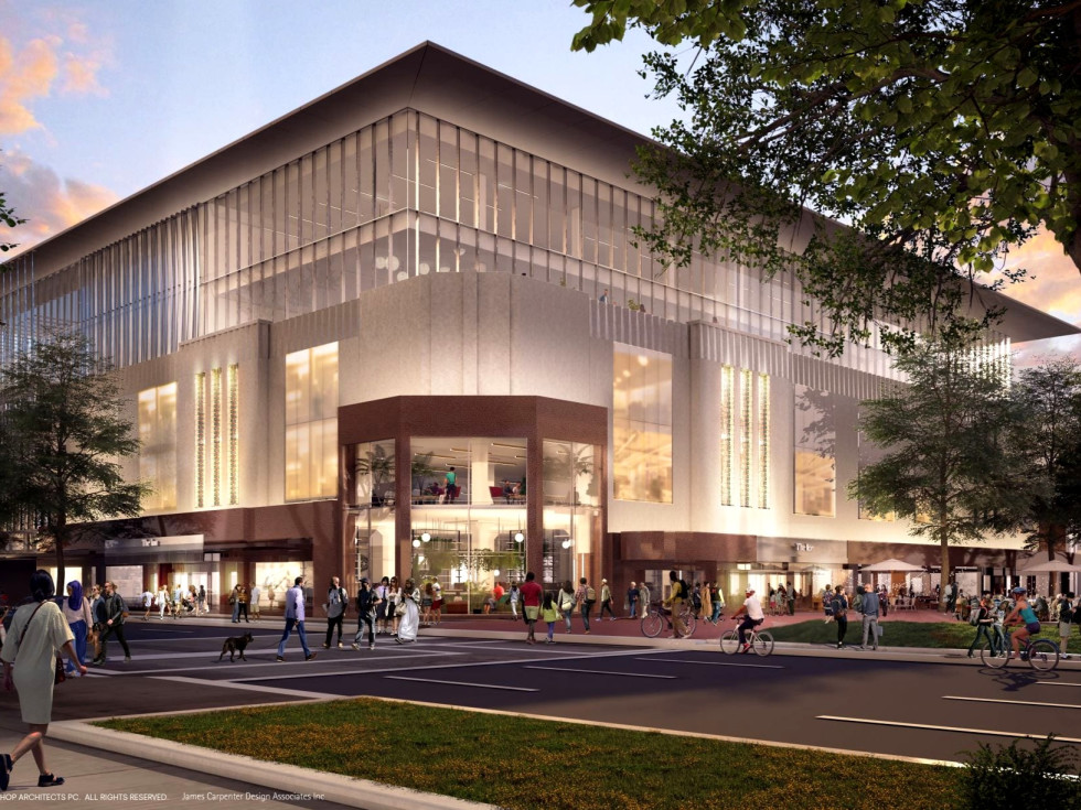Rice University The Ion Midtown innovation