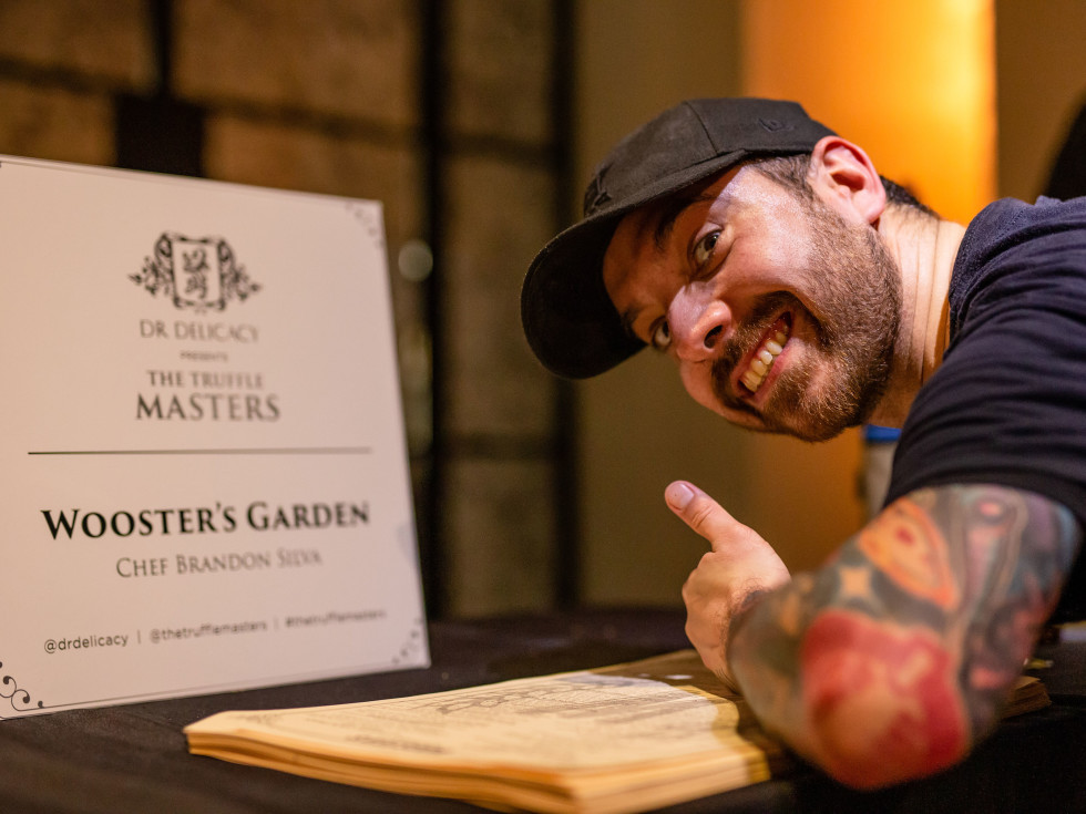 Truffle Masters 2019 Brandon Silva Wooster's Garden Kirby Group