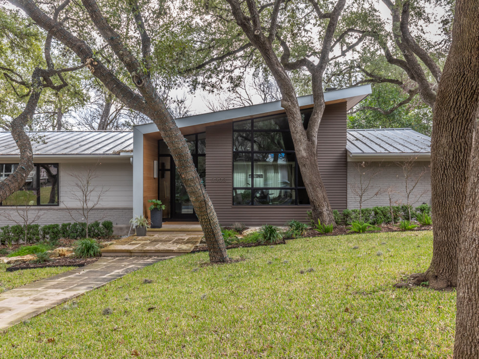 Barley Pfeifer Austin Modern Homes Tour