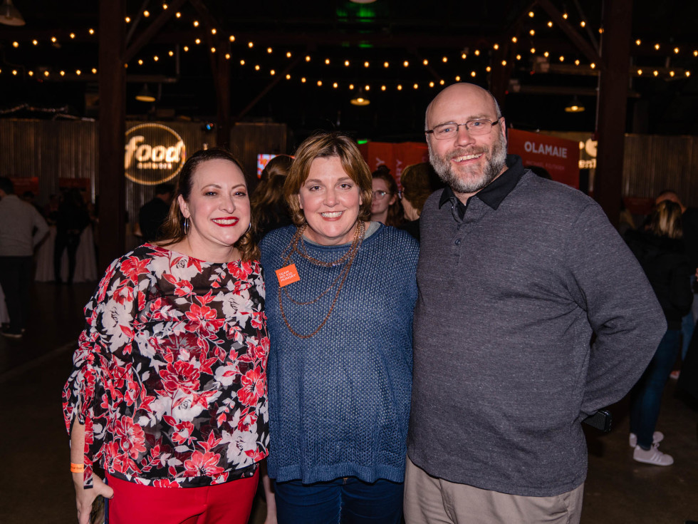 Taste the Nation No Kid Hungry at Fair Market Cathy Green Kate Hardin Peter Hardin
