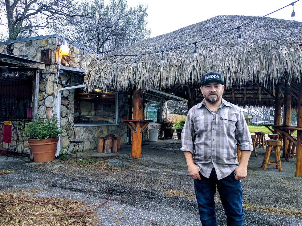 Saul Obregon La Macro new location