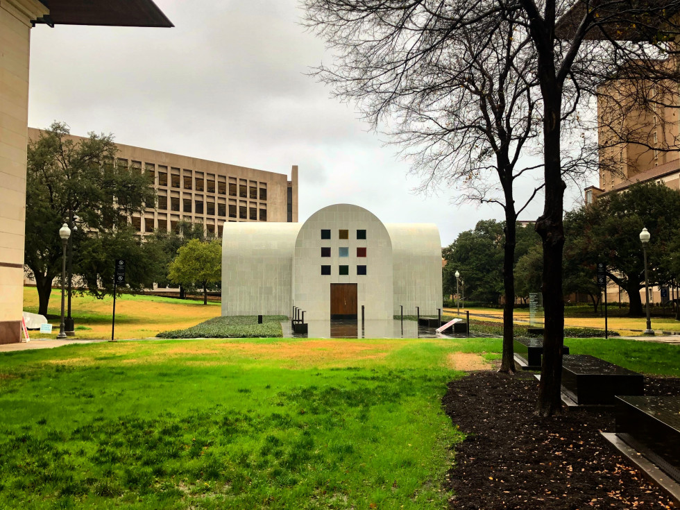 Blanton Museum Ellsworth Kelly's Austin
