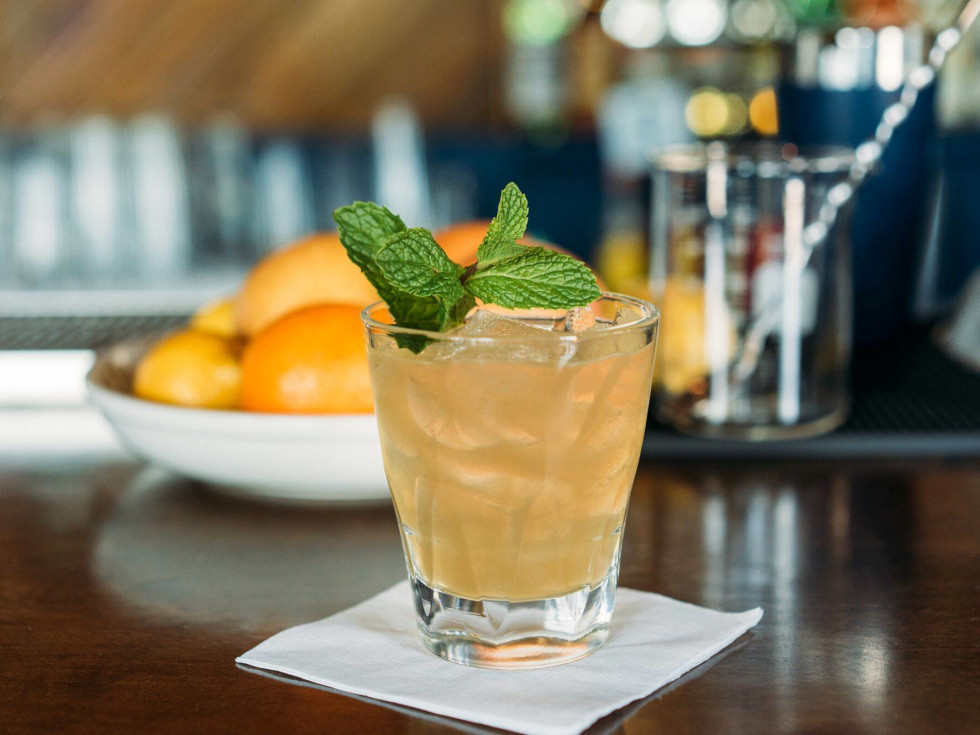 The Cavalier cocktail