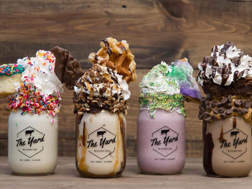 The Yard Milkshake Bar