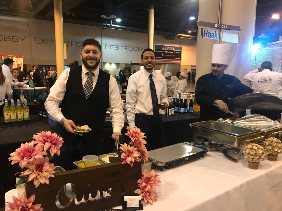 Ouisie's Table at Rodeo Uncorked