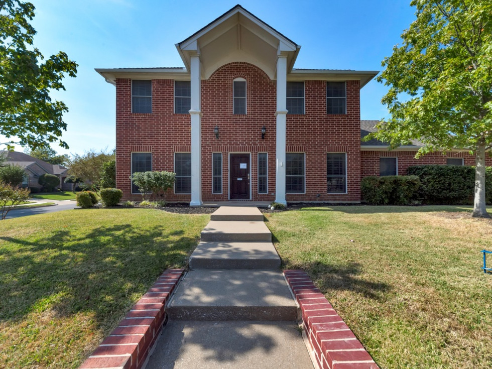 1530 Cat Mountain Trail house for sale in Keller