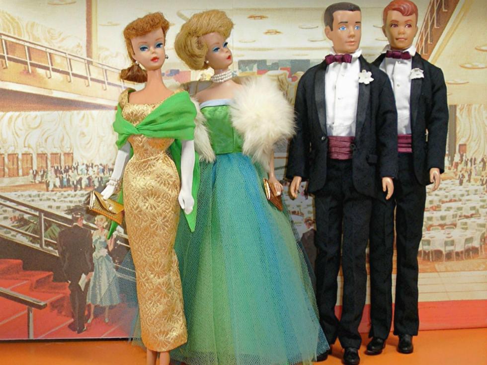 Barbie prom date