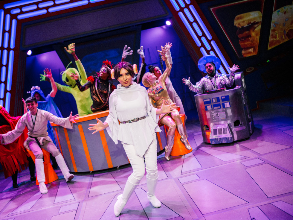 Stages Repertory Theatre Panto Star Force