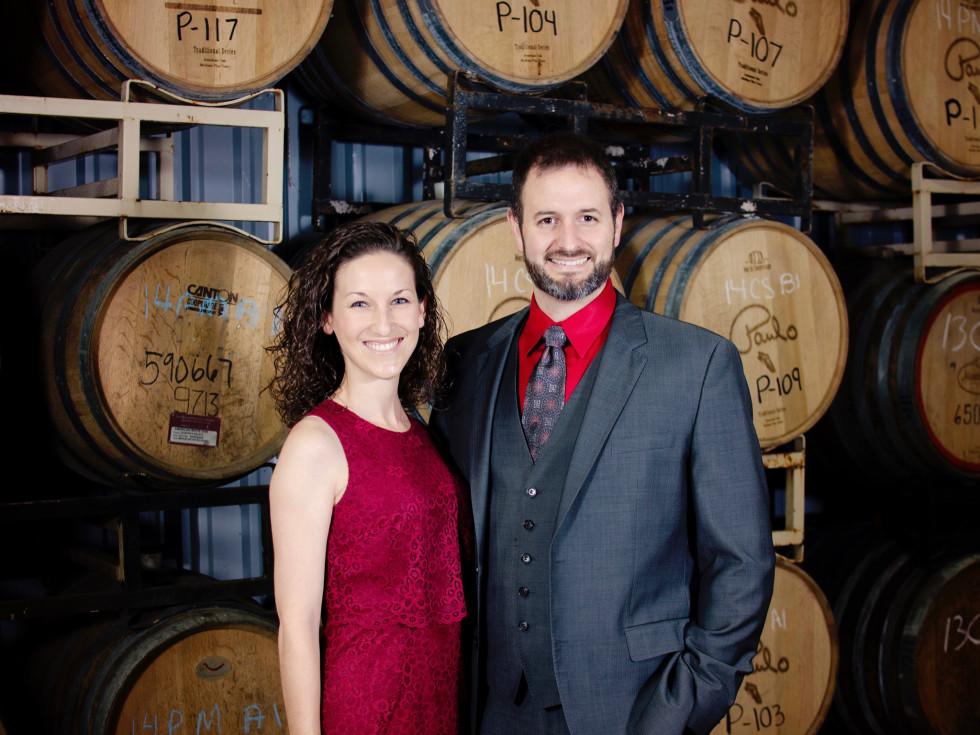 Messina Hof Karen and Paul Mitchell Bonarrigo
