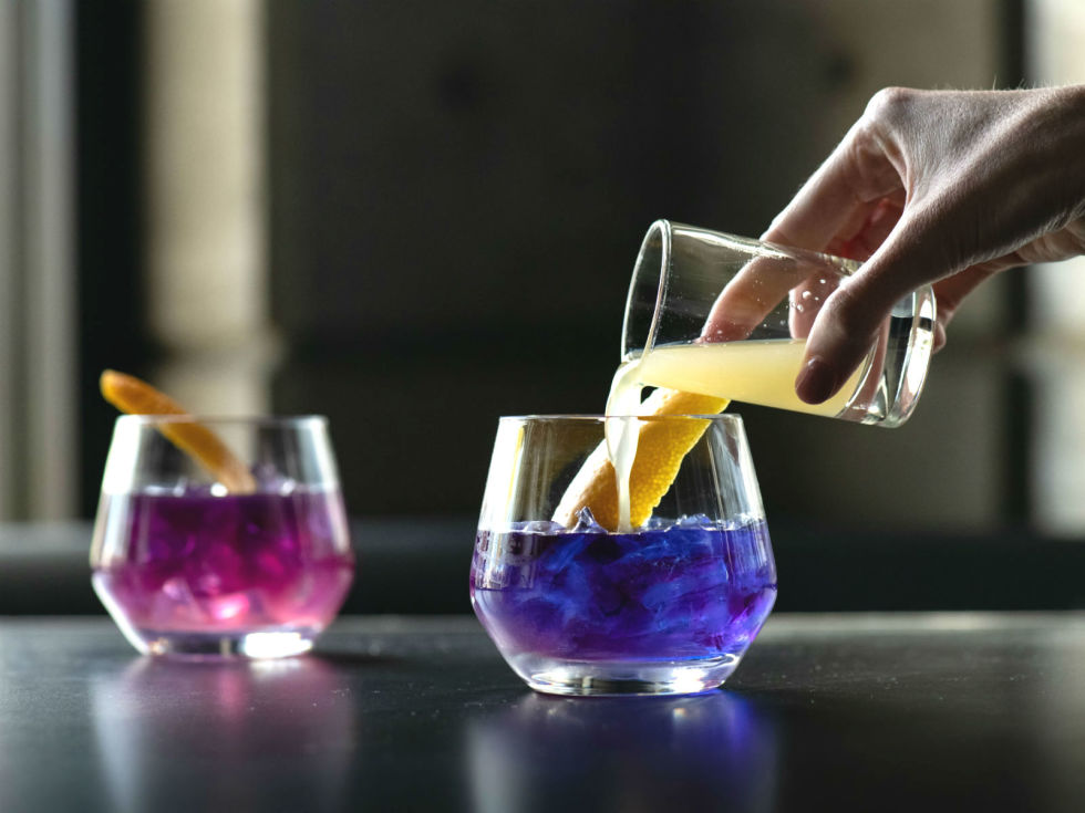 Yard House cocktail