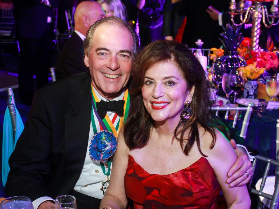 Jim and Dancie Ware