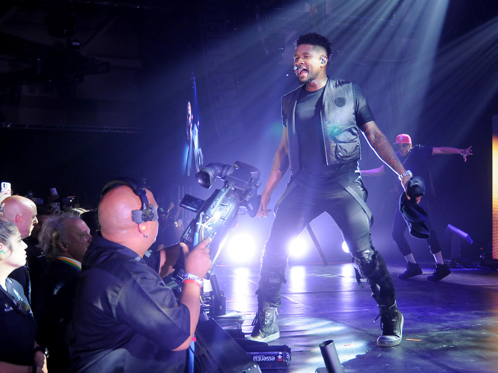 Usher Mardi Gras San Luis Gala 2019