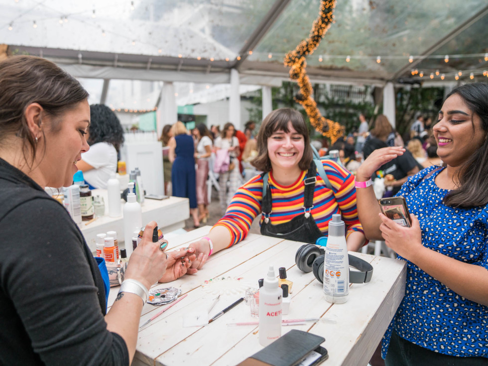 Create and Cultivate Austin SXSW 2019 at the Allan House Bennett Brown