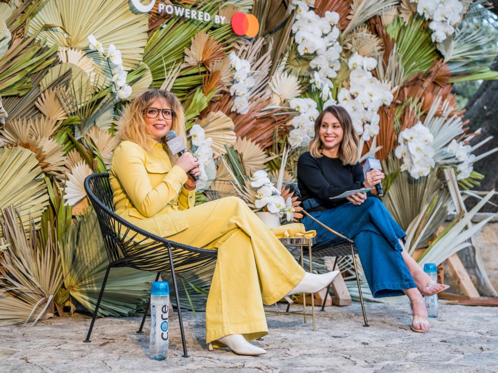 Create and Cultivate Austin SXSW 2019 at the Allan House Natasha Lyonne Jaclyn Johnson