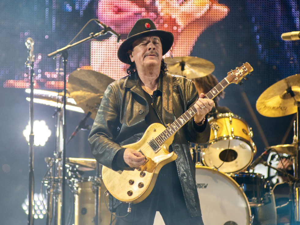 Santana RodeoHouston 2019