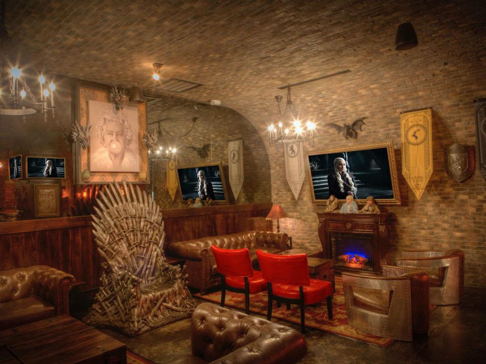 Ill Minster Pub Game of Thrones