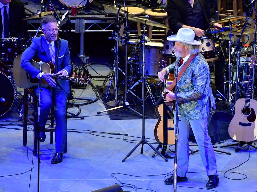 Lyle Lovett Robert Earl Keen RodeoHouston 2019