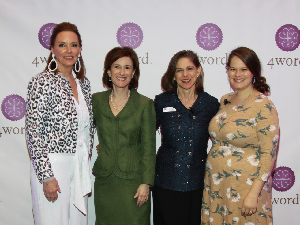 Debbie Dillion, Susan Packard, Diane Paddison, Laura Tucker