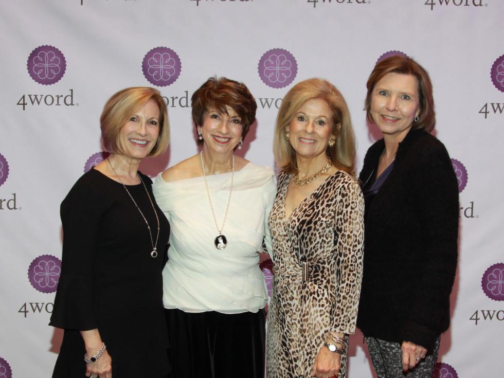 Rhonda Vestal, Sharon Herrin, Kathy Redfern, Coni Hennersdorf