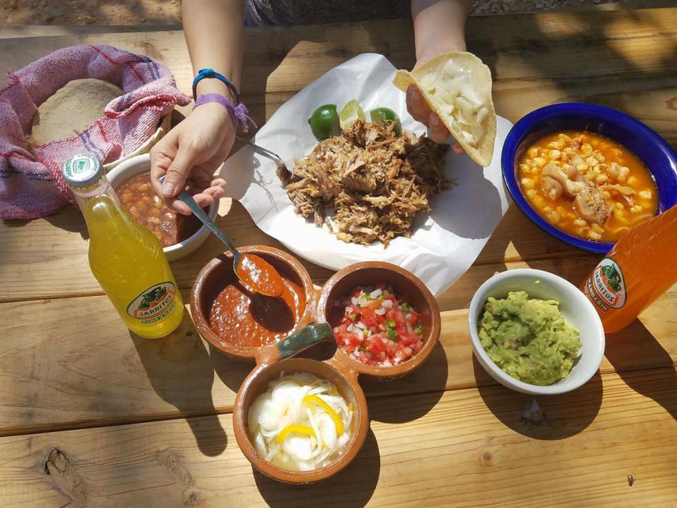 Carnita Lonja tacos San antonio