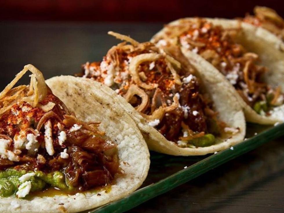 Mexican Bar Company Plano tacos