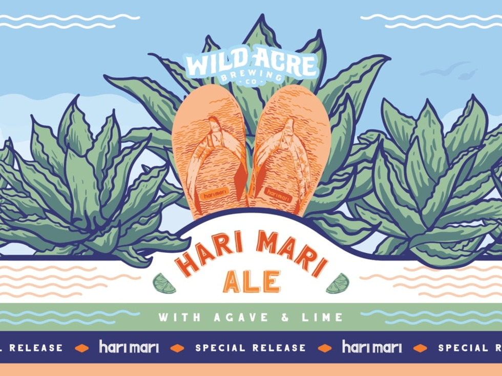 Wild Acre Brewing Company and Hari Mari