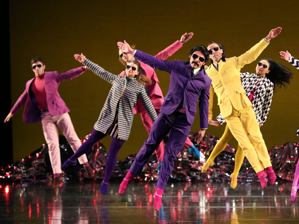 Pepperland Dance