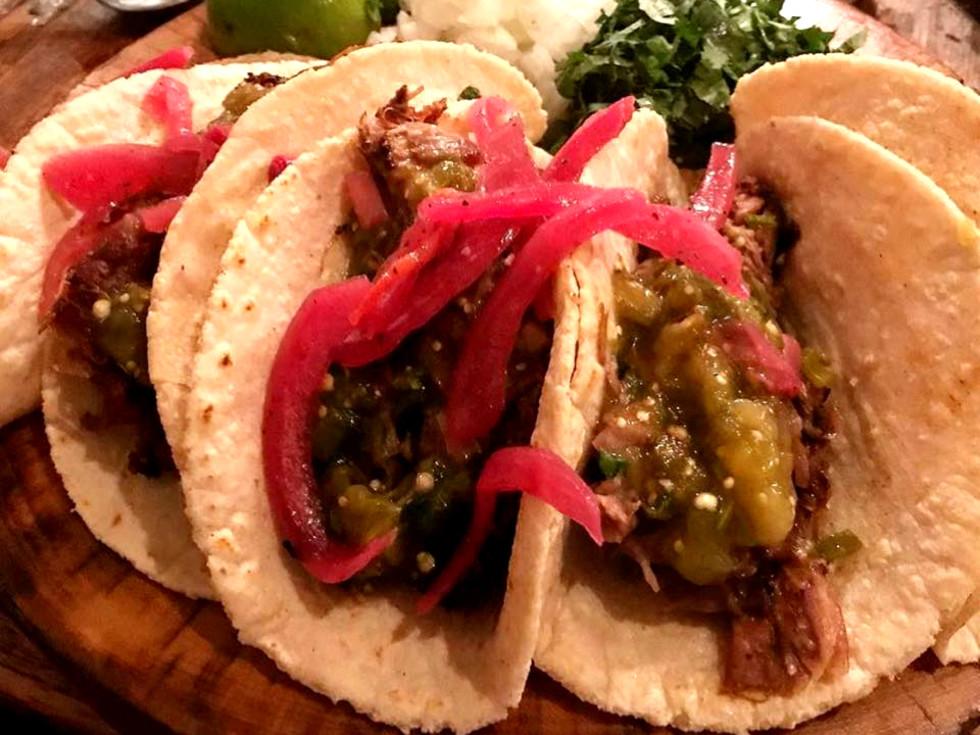 Ninfa's tacos